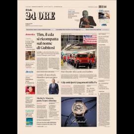 Ediz. di Domenica 18 Novembre 2018