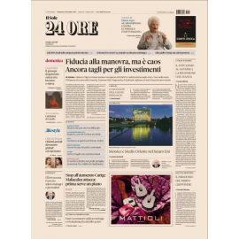 Ediz. di Domenica 23 Dicembre 2018