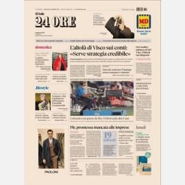 Ediz. di Domenica 23 Settembre 2018