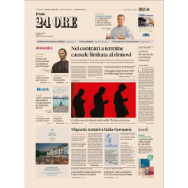 Ediz. di Domenica 24 Giugno 2018