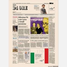 Ediz. di Domenica 24 Novembre