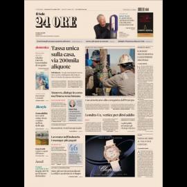 Ediz. di Domenica 25 Novembre 2018