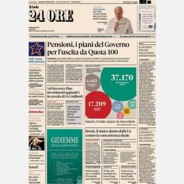 Ediz. di Domenica 27 Dicembre