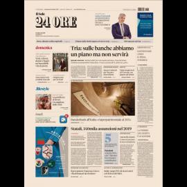 Ediz. di Domenica 28 Ottobre 2018