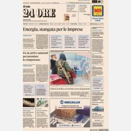 "Ediz. di Giovedì 09 Settembre + Focus n. 24 ""Crisi d'impresa"""