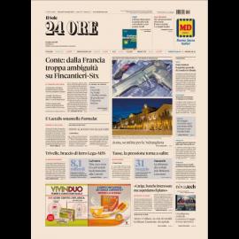 """Ediz. di Giovedì 24 Gennaio 2019 + I libri del Sole """"Fatturazione elettronica"""""""