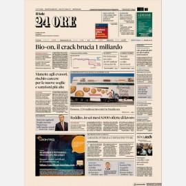 """Ediz. di Giovedì 24 Ottobre + I libri del Sole24h """"Guida risparmio n.1"""""""
