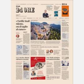 """Ediz. di Giovedì 28 Febbraio + I libri del Sole """"Guida condono"""""""