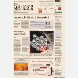 """Ediz. di Giovedì 29 Luglio + Focus n. 23 """"Q & A Bonus 110% Parte seconda"""""""