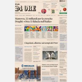 """Ediz. di Giovedì 30 Settembre + Focus n. 27 """"Green Pass, smartworking e welfare"""""""