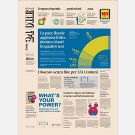 Ediz. di Lunedì 01 Ottobre 2018