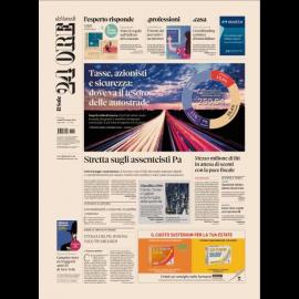 Ediz. di Lunedì 20 Agosto 2018