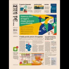 Ediz. di Lunedì 24 Dicembre 2018