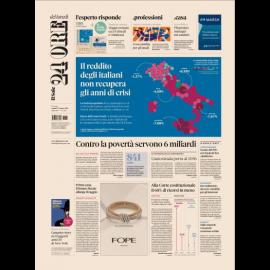 Ediz. di Lunedì 27 Agosto 2018