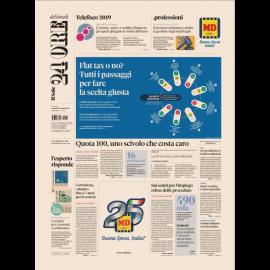 Ediz. di Lunedì 28 Gennaio 2019