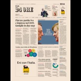 Ediz. di Martedì 05 Giugno 2018 + Rapporto Italia