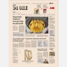 """Ediz. di Martedì 09 Aprile + I libri del Sole """"Test Universitari"""" e in omaggio Rapporto """"Design"""""""