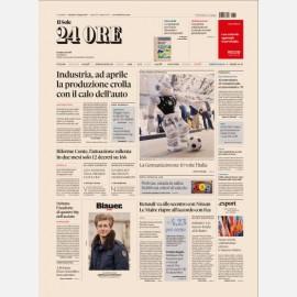 """Ediz. di Martedì 11 Giugno + Rapporto """"Pitti"""" in omaggio"""