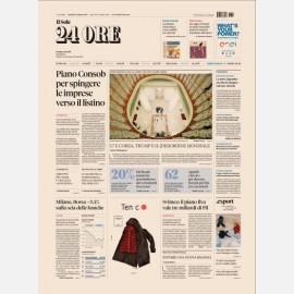 Ediz. di Martedì 12 Giugno 2018 + Rapporto Moda Pitti