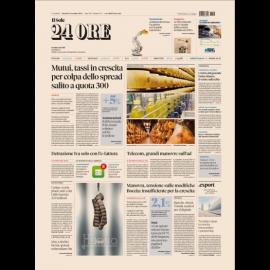 """Ediz. di Martedì 13 Novembre 2018 + Rapporto """"Leader della crescita"""""""