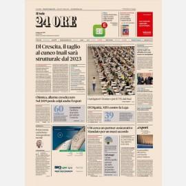"""Ediz. di Martedì 18 Giugno + Rapporto """"Motori"""""""