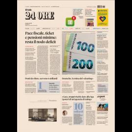 """Ediz. di Martedì 18 Settembre 2018 + in omaggio """"Rapporto ceramica"""""""