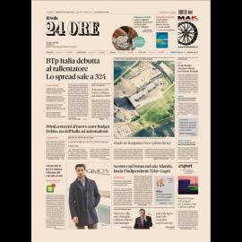 """Ediz. di Martedì 20 Novembre 2018 + Rapporto """"Orologi"""""""
