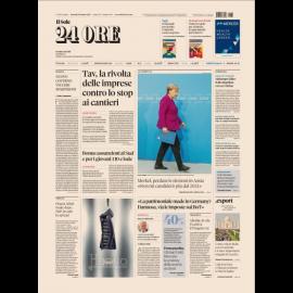 """Ediz. di Martedì 30 Ottobre 2018 + I libri del Sole """"Guida al risparmio"""" + in omaggio """"Rapporto Motori"""""""