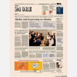 Ediz. di Mercoledì 10 Luglio + I Focus n. 26