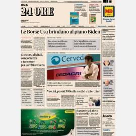 "Ediz. di Mercoledì 10 Marzo + Focus n. 6 ""Mille Proroghe"""