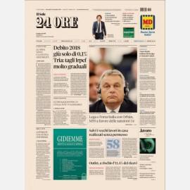 """Ediz. di Mercoledì 12 Settembre 2018 + I libri del Sole """"Guida ai Master"""""""