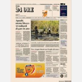 Ediz. di mercoledì 15 gennaio 2020 + istant guida pensioni