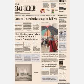 """Ediz. di Mercoledi 15 Settembre + Focus n. 25 """"Agevolazioni per le imprese"""""""