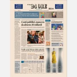 Ediz. di Sabato 24  Marzo 2018