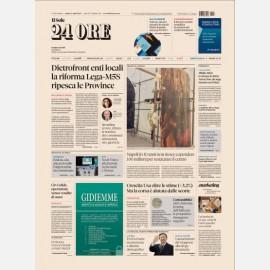 Ediz. di Sabato 27 Aprile + Enigmistica24