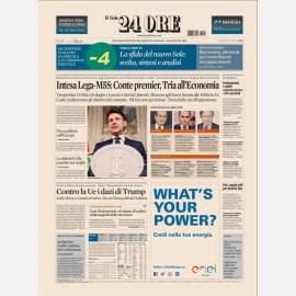 Ediz. di Venerdì 01 Giugno 2018