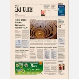 Ediz. di Venerdì 03 Maggio + How to spend it