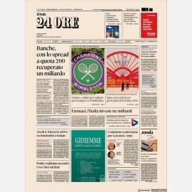 Ediz. di Venerdì 05 Luglio + How to spend it