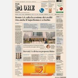 Ediz. di Venerdì 07 Maggio + How to spend it