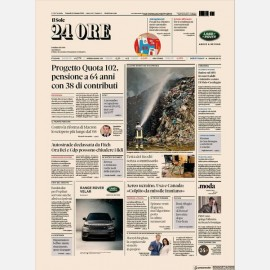 Ediz. di Venerdi 10 Gennaio + how to spend it