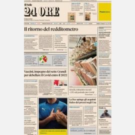 Ediz. di Venerdì 11 Giugno + Enigmistica24