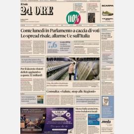 Ediz. di Venerdì 15 Gennaio + How to spend it