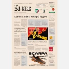 Ediz. di Venerdì 16 Luglio + How to spend it