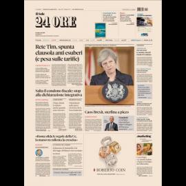 Ediz. di Venerdi 16 Novembre 2018