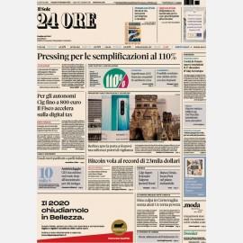 Ediz. di Venerdì 18 Dicembre + Enigmistica24
