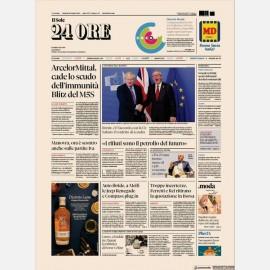 Ediz. di Venerdì 18 ottobre + Rapporto Territoriale Nord Ovest