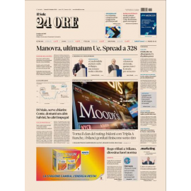 Ediz. di Venerdi 19 Ottobre 2018