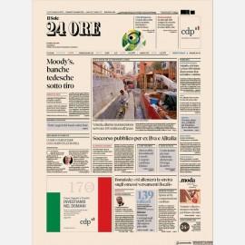 Ediz. di Venerdì 22 Novembre + How to spend it