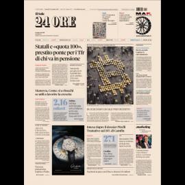 """Ediz. di Venerdi 23 Novembre 2018 + How to spend it + in omaggio Rapporto """"Mobilità sostenibile"""""""