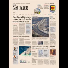 Ediz. di Venerdi 25 Gennaio 2019